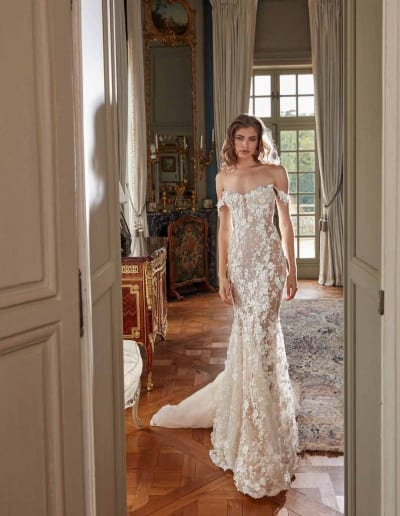Galia Lahav Couture - Fancy White - Maya