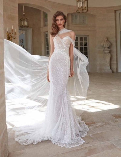 Galia Lahav Couture - Fancy White - Simone-Front-1