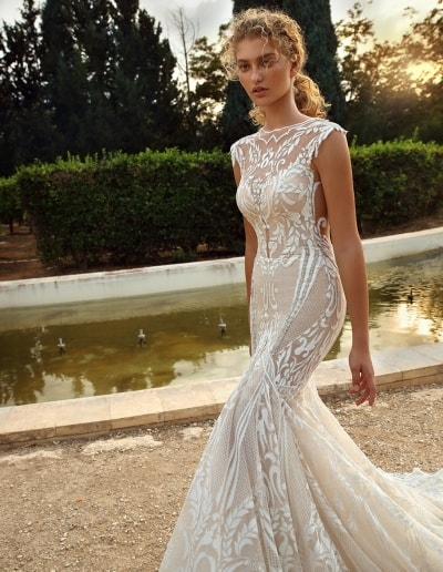 Galia Lahav - GALA VII - G-202 side long
