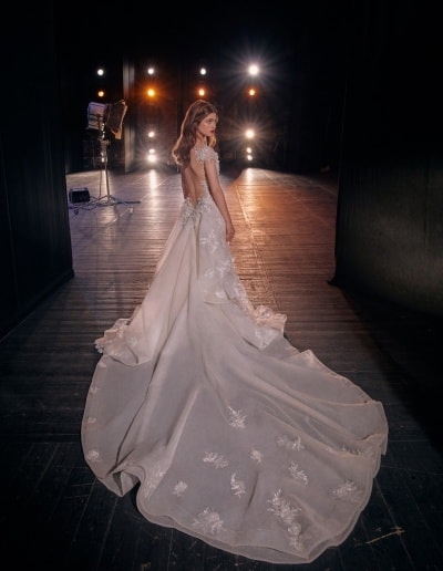 Galia Lahav - Make a Scene - Look 05 - Martha Train