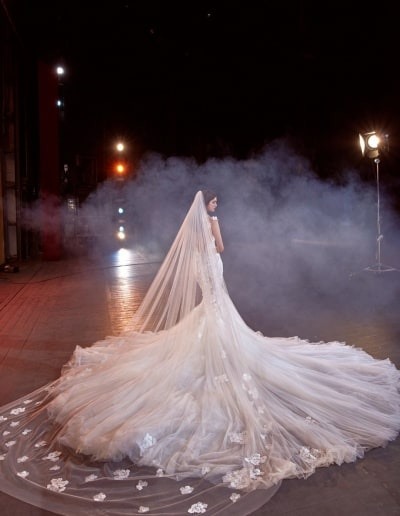 Galia Lahav - Make a Scene - Look 06 - Michelle Veil