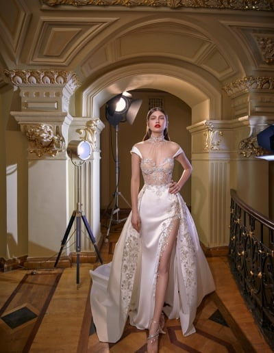 Galia Lahav - Make a Scene - Look 08 - Miranda and Miranda Train