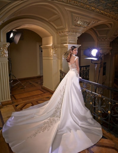 Galia Lahav - Make a Scene - Look 08 - Miranda with Miranda Train