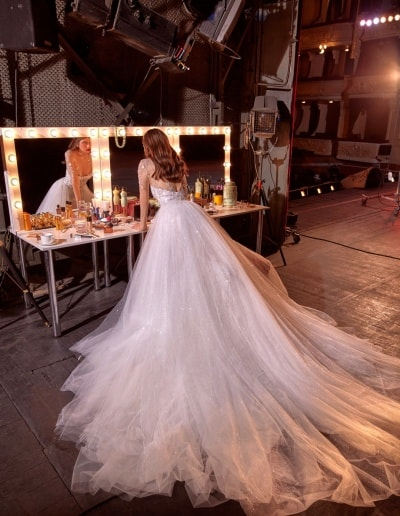 Galia Lahav - Make a Scene - Look 11 - Brenna Train