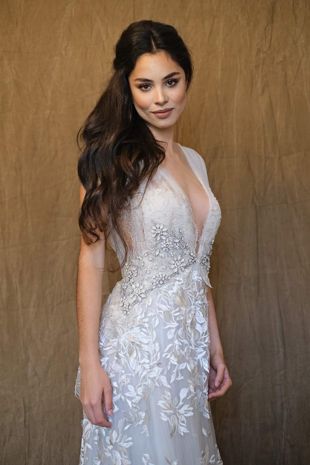 Jemné a romantické svadobné šaty - Marco&Maria - 2017-1017- front_top