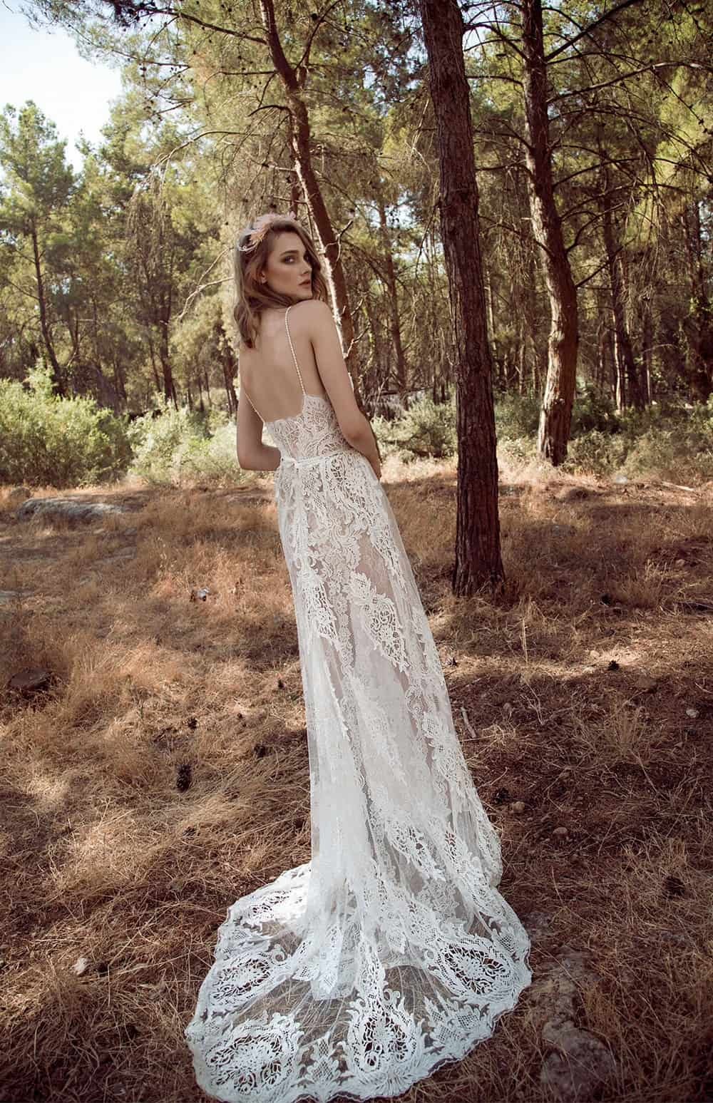 Haute Couture Wedding Dresses - 911_back