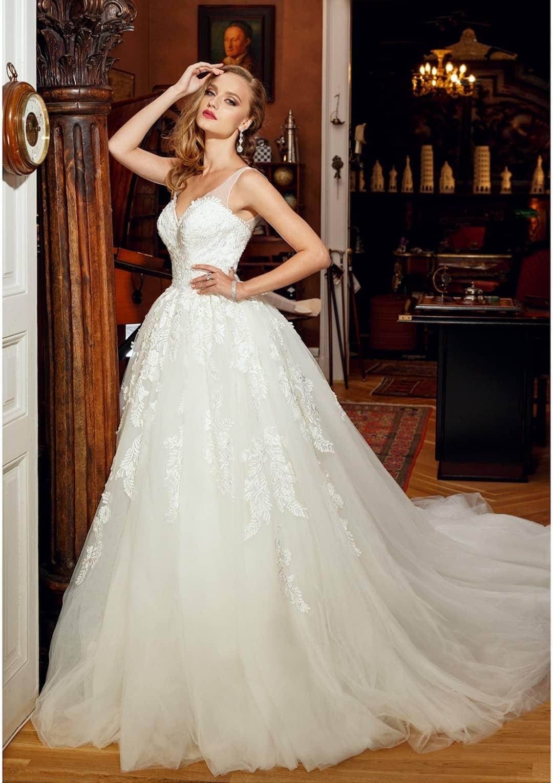 Luxus esküvői ruhák - Sweet Princess - Salon Isabell - 1