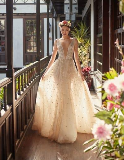 Galia Lahav Couture - Folrence by Night - Amaya