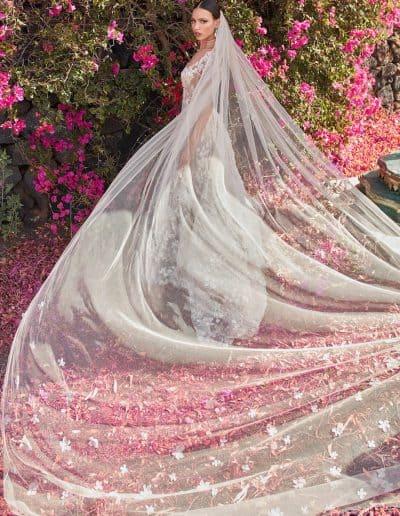 Galia Lahav Couture - Folrence by Night - Coco veil