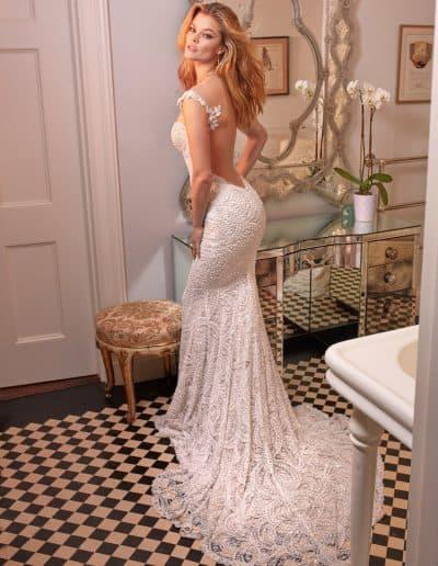 Galia Lahav Couture - Queen of Hearts - Harlow-B