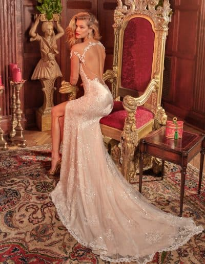 Galia Lahav Couture - Queen of Hearts - Mareligh-B2