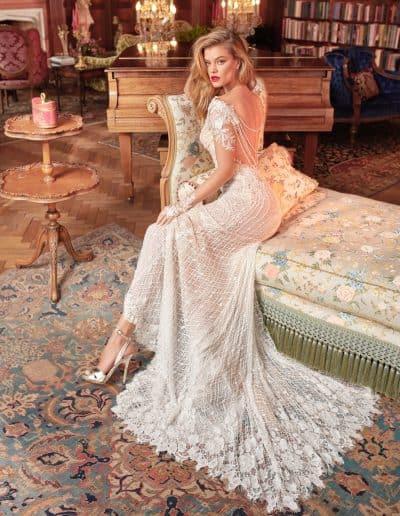 Galia Lahav Couture - Queen of Hearts - Rhiannon-B