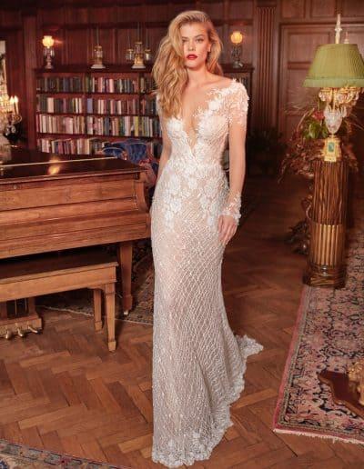 Galia Lahav Couture - Queen of Hearts - Rhiannon-F2