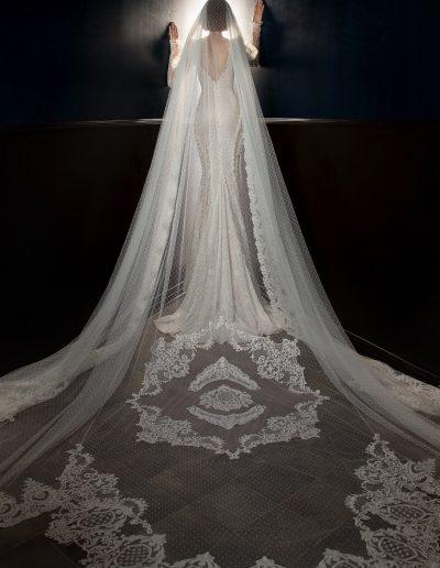 Galia Lahav Couture - Victorian Affinity - Esther Veil