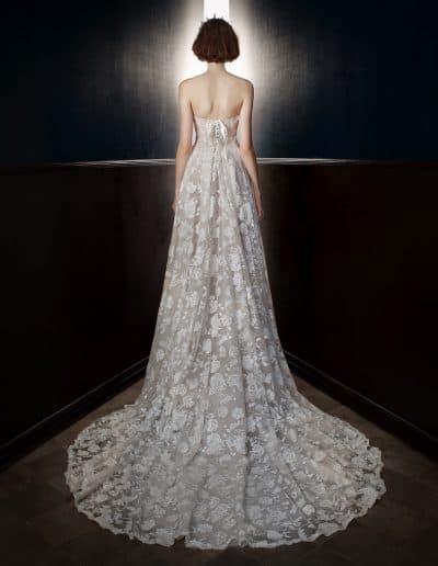 Galia Lahav Couture - Victorian Affinity - Georgia Back