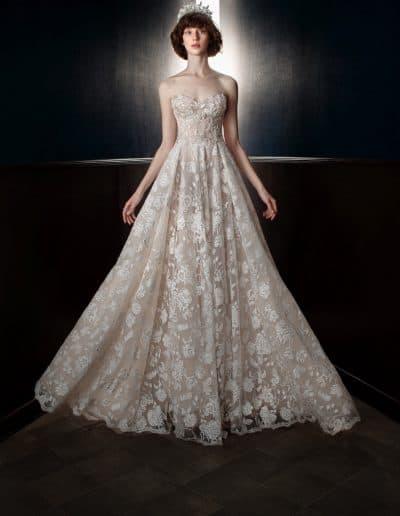 Galia Lahav Couture - Victorian Affinity - Georgia Front