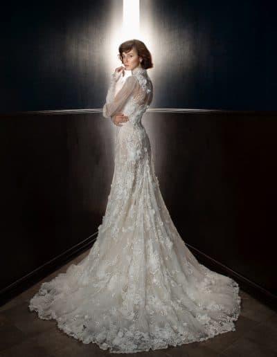 Galia Lahav Couture - Victorian Affinity - Laura + Laura Top Side