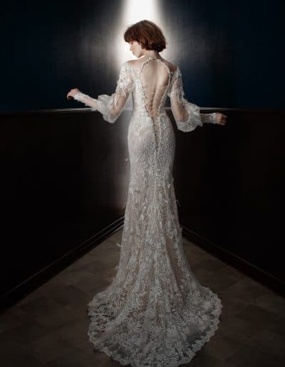 Galia Lahav Couture - Victorian Affinity - Lia Back1