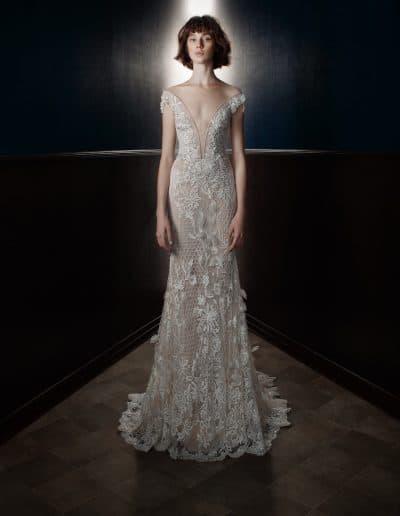 Galia Lahav Couture - Victorian Affinity - Lia Front2