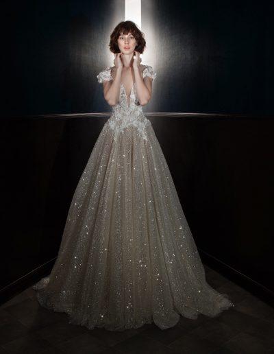 Galia Lahav Couture - Victorian Affinity - Liliya Front2