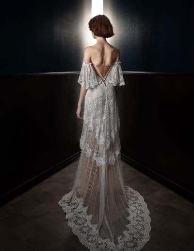 Galia Lahav Couture - Victorian Affinity - Lizzy Back
