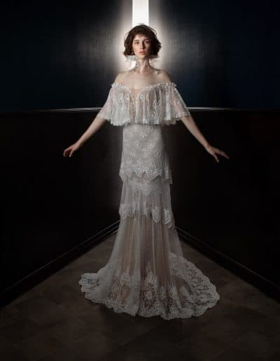 Galia Lahav Couture - Victorian Affinity - Lizzy Front