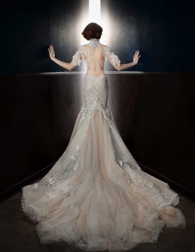 Galia Lahav Couture - Victorian Affinity - Ms. Genesis Back