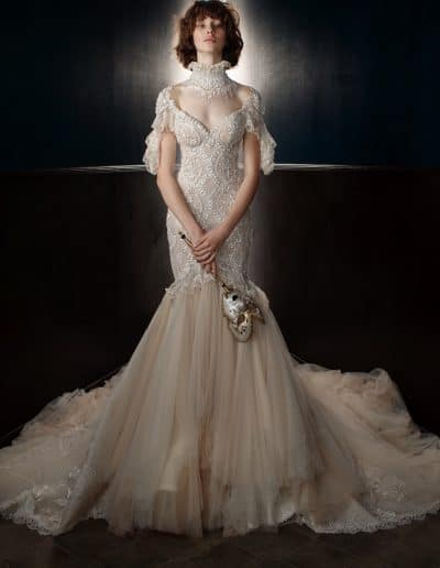 Galia Lahav Couture - Victorian Affinity - Ms. Genesis Front