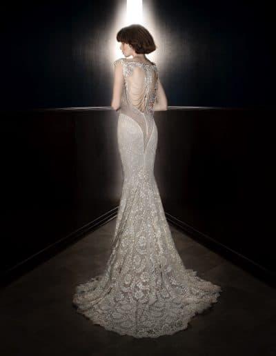 Galia Lahav Couture - Victorian Affinity - Rayne Back