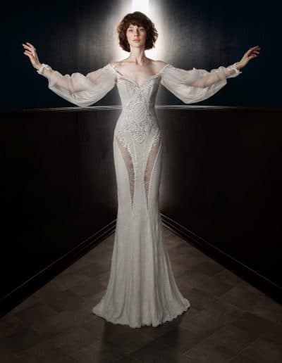 Galia Lahav Couture - Victorian Affinity - Thelma Front