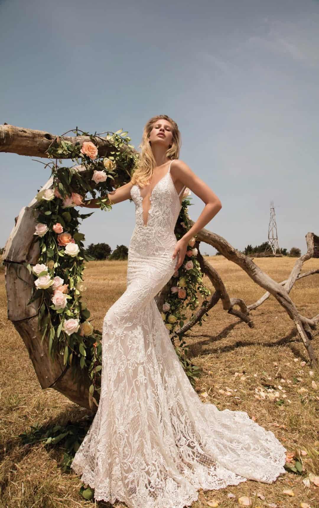 Haute Couture Brautkleider - GALA-708-5