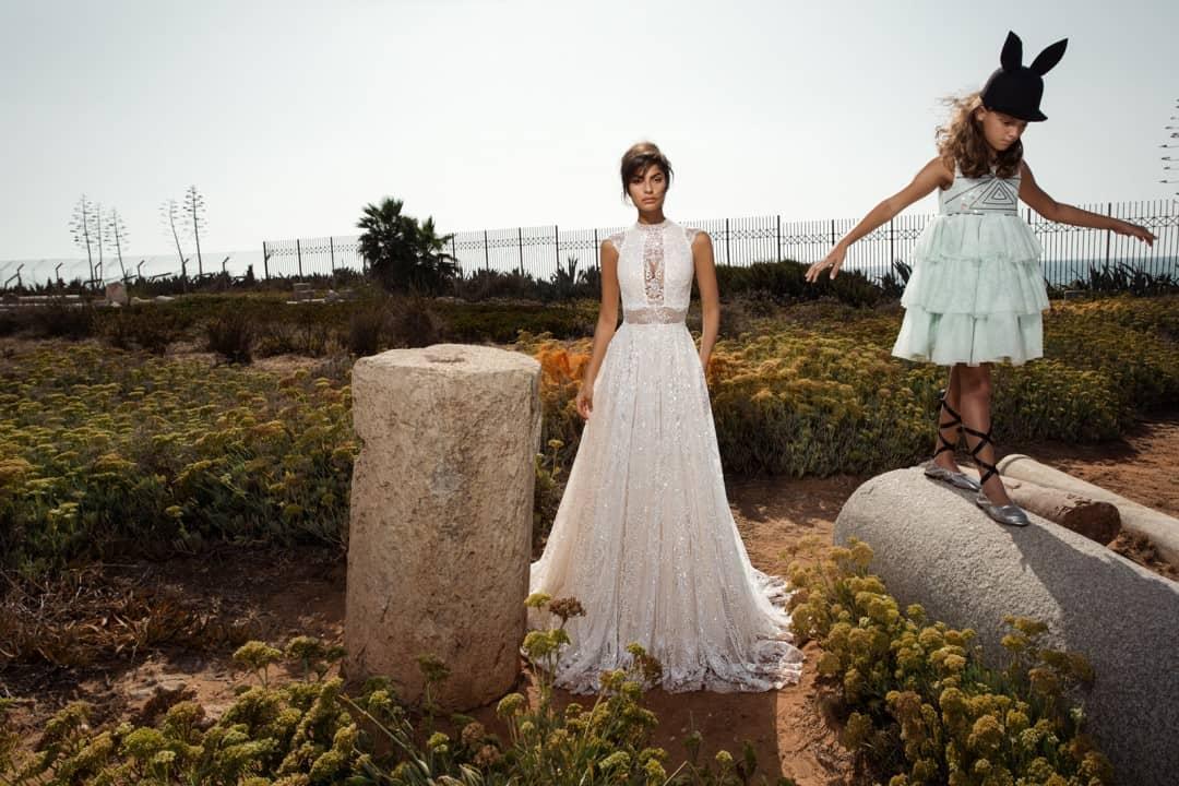Haute Couture Brautkleider - GALA_803_Front