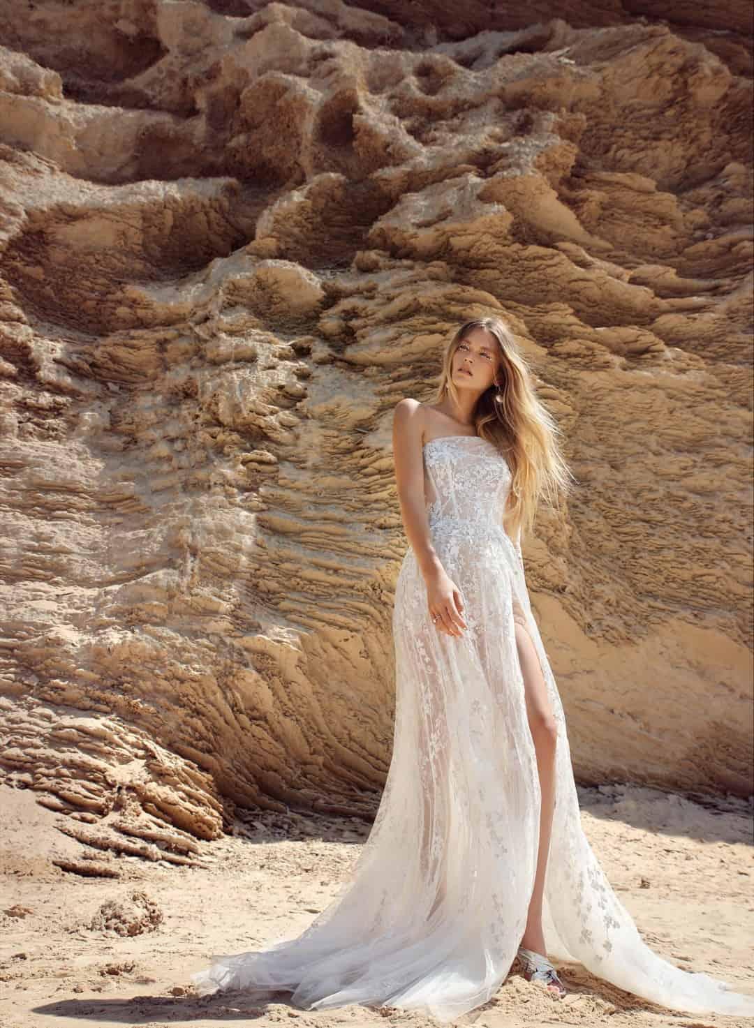Haute Couture esküvöi ruhák - G-407
