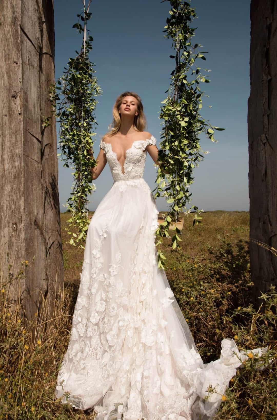 Haute Couture esküvöi ruhák - GALA-710-7