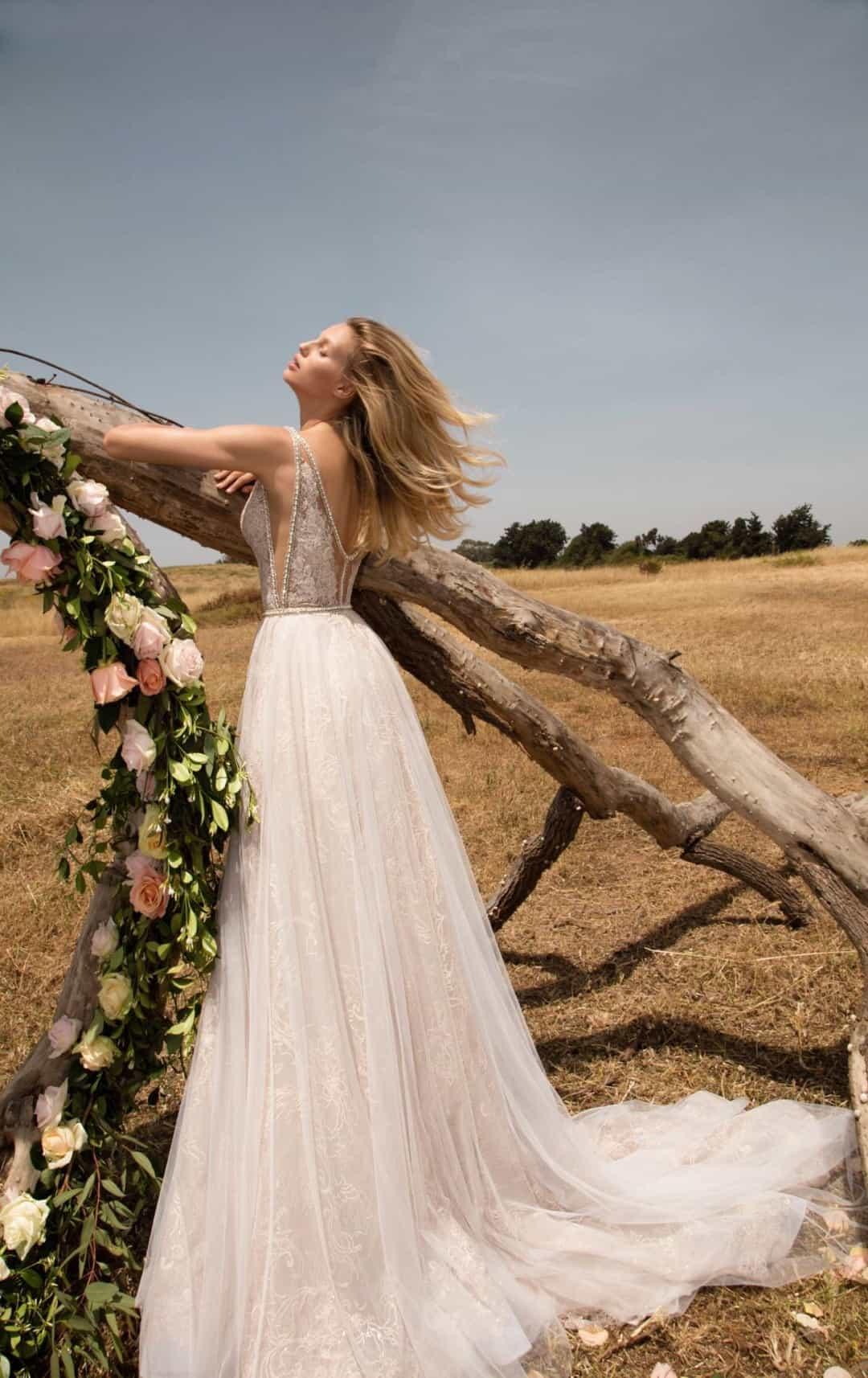 Haute Couture esküvöi ruhák - GALA-711-2